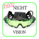 Night Vision Military Effect by khalid abaaoud