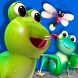 Five Little Speckled Frogs Kids Song Baby Rhymes by Baby Nursery Rhymes video