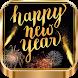 Saludos de Feliz Año Nuevo by Jhosyapps
