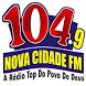 Rádio Nova Cidade FM 104.9 by Aplicativos - Autodj Host