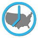 US Timezones Clock Pro