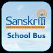 Sanskriti School Bus by SparkTech