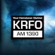 KRFO AM 1390 - Owatonna Classic Hits Radio