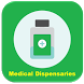 Dispensary Location in India by Utility Expert