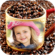 Coffee Cup Photo Frame by VVC Infotech