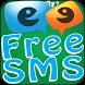 Free mobile sms by APP2ALL