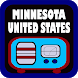 Minnesota USA Radio by Enkom Apps