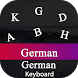 German Input Keyboard