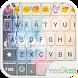 Free Glass Emoji Keyboard Skin by Colorful Design