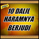 10 Dalil Haramnya Judi by Amalan Sukses