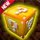 Lucky Block mod Minecraft by Fallo Kelsa