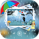 Rainy Photo To Video Maker