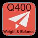 Q400 Weight & Balance by Practical Pilot