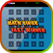 Math Bingo Fast Winner by egem_new_2015
