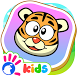 Jungle Animals Memory Game by Kids and Baby Games and Fun Educational Apps