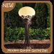 Modern Garden Gazing Ball