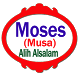Moses by metraq