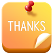 Thanks Diary by OS4U