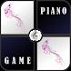 Marshmello Alone Piano Tiles by Caszymon
