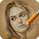 Pencil Camera Face Sketch App by app baker android