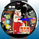 Ukiyoe Toyokuni 3 Watch Face by PD Classic Inc.