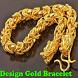 Design Gold Bracelet by megabor