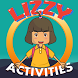Lizzy Learning Activity by TRIX