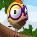 Flying Happy Bird by Brima.club