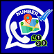 Watts Number Around You by Inder-Apps