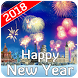 Happy New Year 2018 Wishes Wallpaper Images SMS by WiFiStudy