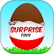 Surprise Eggs for Kids by Thom&Co Apps
