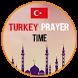Turkey Prayer Times by Islam WH Creative