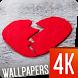 Broken Hearts Wallpapers 4K by Ultra Wallpapers