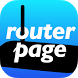 Router Setup Page by SpeedNet