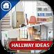 Hallway Ideas by AlphabetStudio