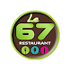 Le 67 Restaurant by DES-CLICK