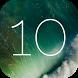 Lock Screen IOS 10 - Phone7 by thanhios68