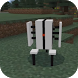 New PortalGun Mod for MCPE by introqtgamesinc