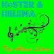 Héster & Helena Top Letras by kaila