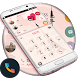 Glass Paris Phone Dialer Theme by Themes Messages Contacts Dialer by Double L