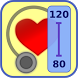 Blood Pressure Diary by FRUCT