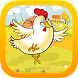 Backyard Chickens Fly by Mobile Game Jelly