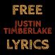 Lyrics for Justin Timberlake by Saree Dev