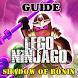 tips lego ninjago shadow of ronin by dlg