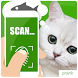 What cat want scanner joke