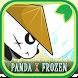 Panda Frozen by zRootGames