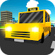 Cube Taxi Driving Simulator 3D by GamesArcade