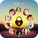 Photo Lock Screen – circle by Go Logix