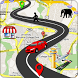 GPS Route Find Maps Navigation by Halogen Apps