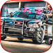 Crime City Police Car Driver by LemonStudio